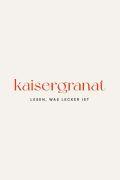 Babybreie – Rezepte geeignet für KitchenAid Cook Processor