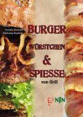 Burger, Würstchen & Spiesse vom Grill.